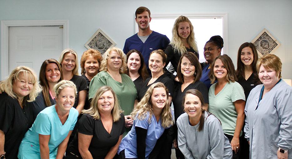 Carolina Complete Dental Team